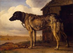 Wolfhound | Paulus Potter | Oil Painting
