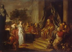 Trial by Fire | Peter Lely | Oil Painting