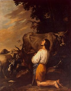 The Prodigal Son | Salvator Rosa | Oil Painting