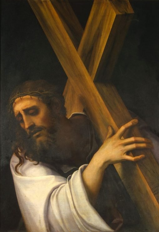 Carrying of the Cross | Sebastiano del Piombo | Oil Painting