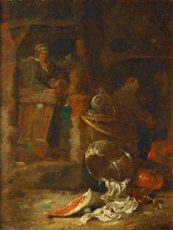 The Kitchen Corner | Willem Kalf | Oil Painting