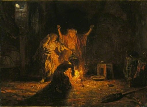 "The Witches in ""Macbeth"" 