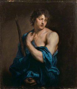 Paris'   Anthony van Dyck   Oil Painting