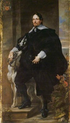 Philippe Le Roy | Anthony van Dyck | Oil Painting