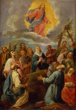 The Ascension (after Leandro Bassano) | David Teniers II | Oil Painting