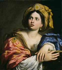 A Sibyl | Domenichino | Oil Painting