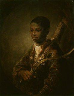 A Young Archer | Govaert Flinck | Oil Painting