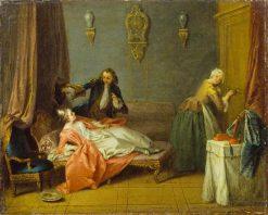 The Boudoir | Jean Baptiste Pater | Oil Painting