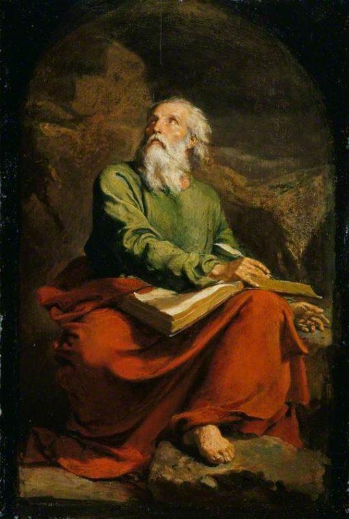 Isaiah | Jean Louis Ernest Meissonier | Oil Painting