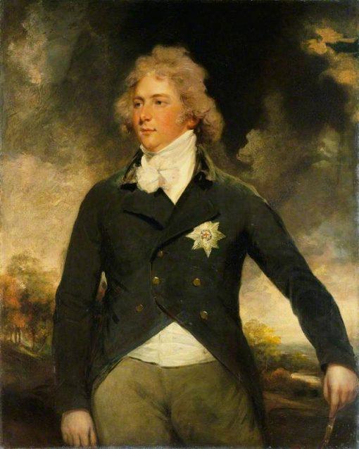 George IV (1762-1830) as Prince of Wales | John Hoppner | Oil Painting