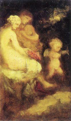 The Education of Cupid | Narcisse Dìaz de la Peña | Oil Painting