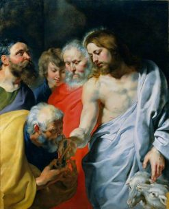Christ's Charge to Peter | Peter Paul Rubens | Oil Painting