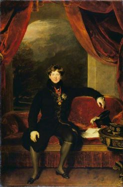 George IV | Thomas Lawrence | Oil Painting