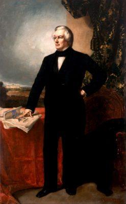 Millard Fillmore | George Peter Alexander Healy | Oil Painting