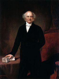 Martin van Buren | George Peter Alexander Healy | Oil Painting