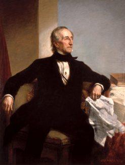 John Tyler | George Peter Alexander Healy | Oil Painting