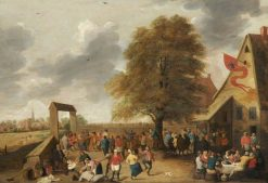 A Village Festival | David Teniers II | Oil Painting
