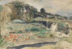 Paysage (Landscape) | Edouard Vuillard | Oil Painting