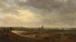 A View of Arnhem | Jan van Goyen | Oil Painting