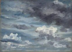 Study of Clouds | John Constable | Oil Painting