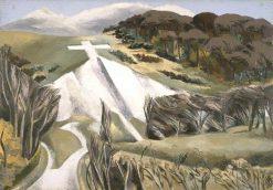 Whiteleaf Cross | Paul Nash | Oil Painting
