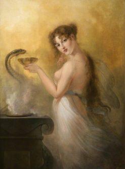 Hygeia   Henry Howard   Oil Painting