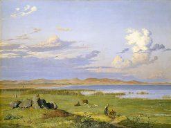 Landscape at Arres?