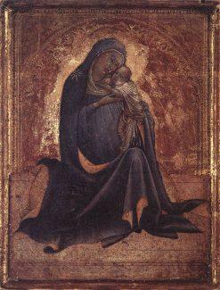 Madonna of Humilty | Lorenzo Monaco | Oil Painting