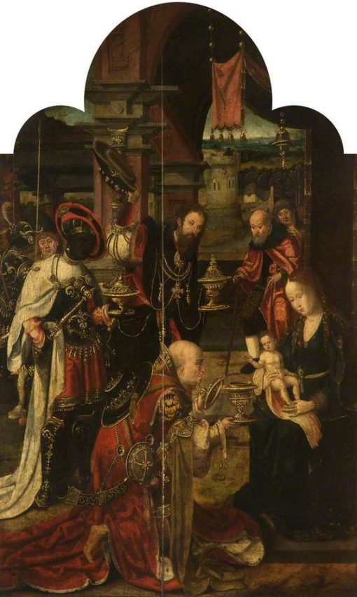 Adoration of the Magi | Flemish School th Century Unknown | Oil Painting