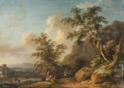 Landscape | Jakob Philipp Hackert | Oil Painting