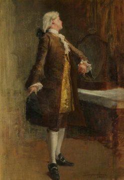 Vanity | John Seymour Lucas | Oil Painting