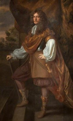 Sir William Ashburnham | Peter Lely | Oil Painting
