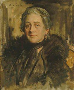 Mrs W P H Pollock   Reginald Grenville Eves   Oil Painting