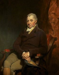 Sir Charles Gould Morgan-Robinson (1760-1846) | William Owen | Oil Painting