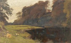 River Scene near Naworth | George Howard