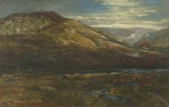 Ben Lomond | Samuel Bough | Oil Painting
