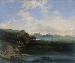 Carlisle from Etterby Scaur | Samuel Bough | Oil Painting