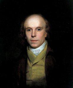 John Flaxman (1755-1826) | Henry Howard | Oil Painting