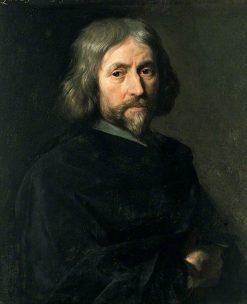 William Harvey (1578-1657) | Michiel Jansz. van Mierevelt | Oil Painting