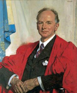 Professor Gregory Foster | Sir William Orpen | Oil Painting