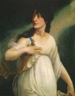 Anna Maria Sessi (1790-1864)   Joseph Abel   Oil Painting