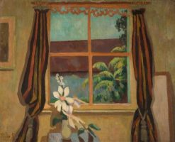 The Window | Roger Eliot Fry | Oil Painting