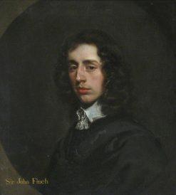 Sir John Finch (1626-1682)