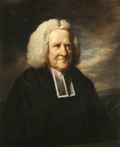Roger Long (1680-1770) | Benjamin Wilson | Oil Painting