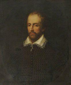Edmund Spenser (1552-1599) | Benjamin Wilson | Oil Painting