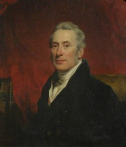 Benjamin Edmonstone (1765-1841) | John Jackson | Oil Painting