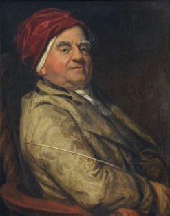 Portrait of a Gentleman (Samuel Parr? 1747-1825)   George Dawe   Oil Painting