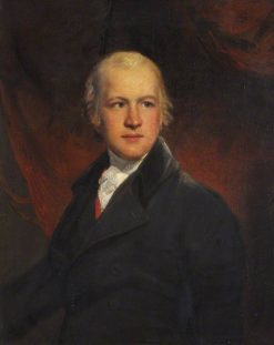 Portrait of Jonathan Raine