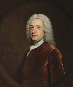 Isaac Hawkins Browne (1705-1760)
