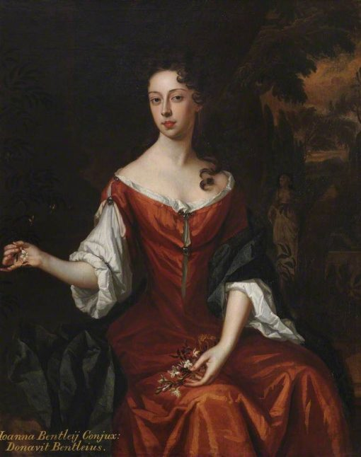 Mrs Joanna Bentley (1665?-1740) | Willem Wissing | Oil Painting
